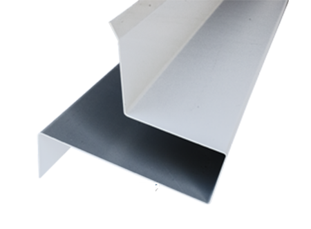 Insulated Flashings (Barge Cappings & Associated Flashings)